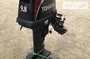 Tohatsu M 2017 в Киеве