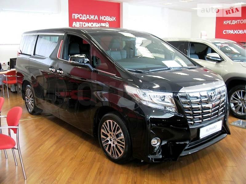 Toyota Alphard 3.5i Executive Loung