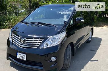 Минивэн Toyota Alphard 2011 в Одессе