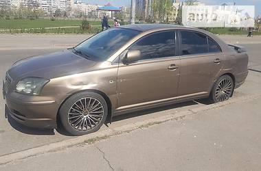 Toyota Avensis 2004 в Киеве