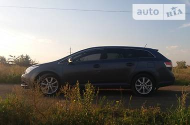 Toyota Avensis 2009 в Одесі