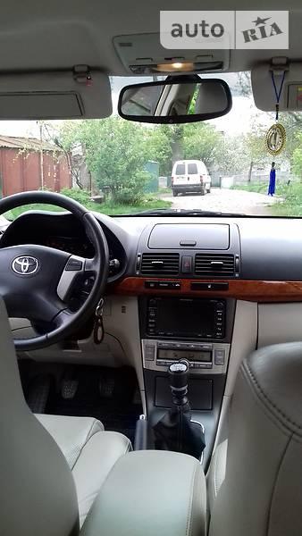 Toyota Avensis 2007 года в Виннице