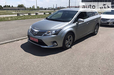 Toyota Avensis 2014 в Львове