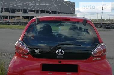 Toyota Aygo 2011 в Львове