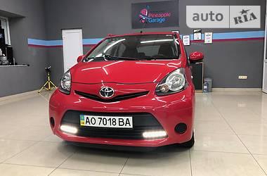 Toyota Aygo 2012 в Ужгороде