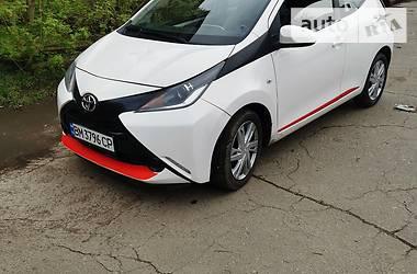 Toyota Aygo 2017 в Сумах