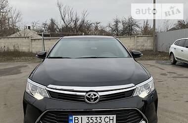 Toyota Camry 2016 в Полтаве