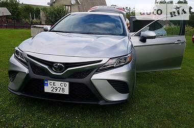 Toyota Camry 2018 в Черновцах