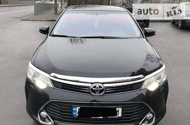 Toyota Camry 2017 в Луцке