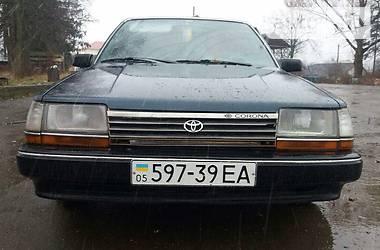 Toyota Carina 1987 в Дрогобыче