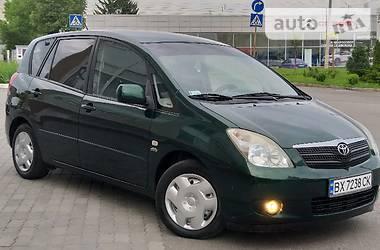 Toyota Corolla Verso 2004 в Хмельницькому