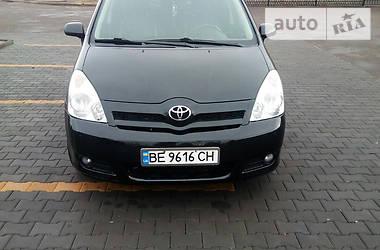 Toyota Corolla Verso 2006 в Южноукраинске