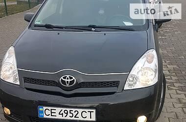 Toyota Corolla Verso 2006 в Черновцах