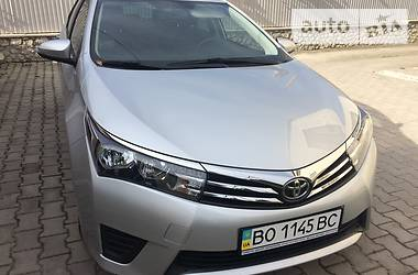 Toyota Corolla 2013 в Тернополе
