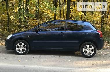 Toyota Corolla 2002 в Кропивницком