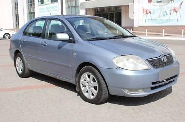 Toyota Corolla 2002 в Днепре