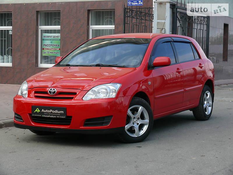 Toyota Corolla 2006 года в Николаеве