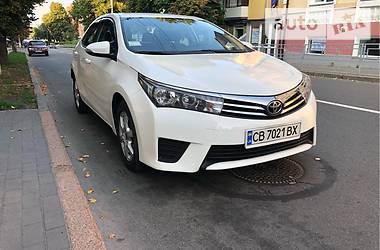 Toyota Corolla 2016 в Чернигове