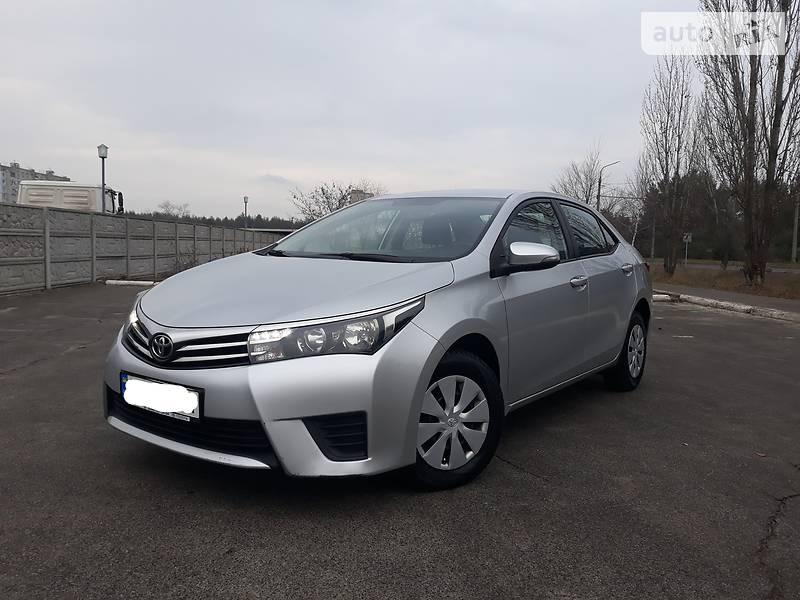 Toyota Corolla 2014 в Северодонецке