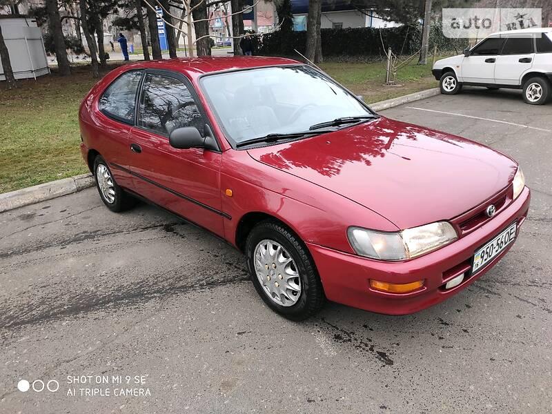 Toyota Corolla AVTOMAT/GAS