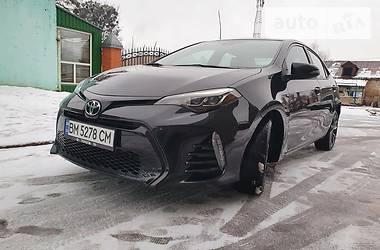 Toyota Corolla 2018 в Ромнах