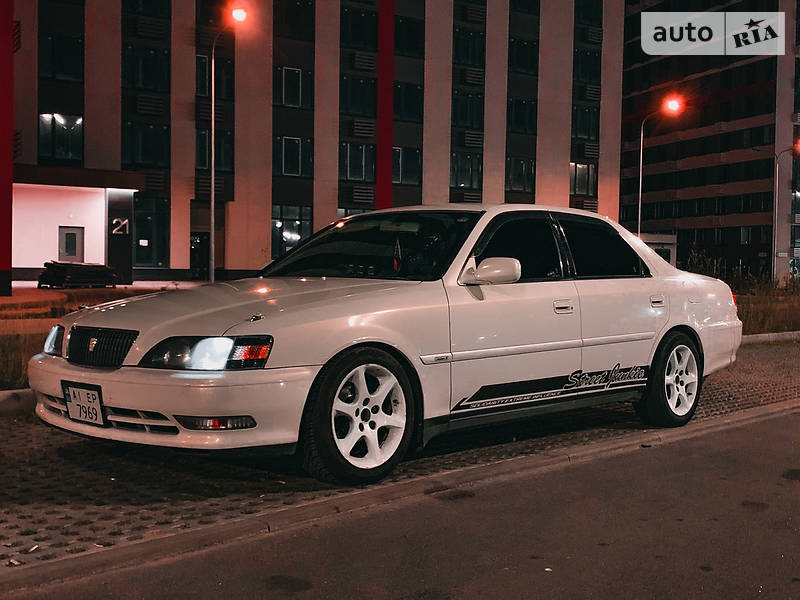 Седан Toyota Cresta 1998 в Киеве