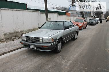 Toyota Crown МS-135 1991