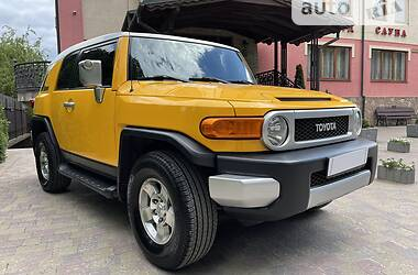 Внедорожник / Кроссовер Toyota FJ Cruiser 2007 в Тернополе
