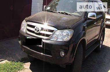 Toyota Fortuner 2007 в Днепре