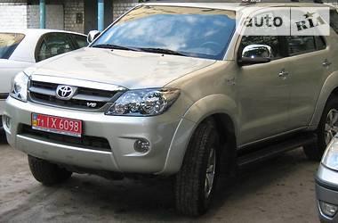 Toyota Fortuner 2008 в Киеве