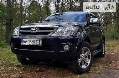 Toyota Fortuner 2007 в Киеве