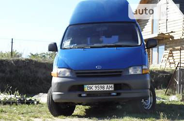Toyota Hiace груз. 1999 в Києві