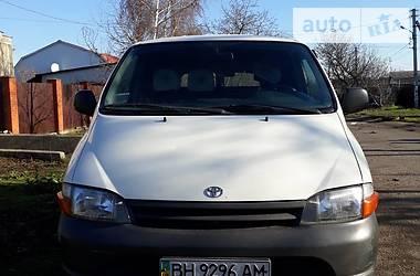 Toyota Hiace груз. 2000 в Черноморске