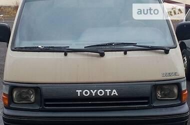 Toyota Hiace пасс. 1993 в Ужгороде