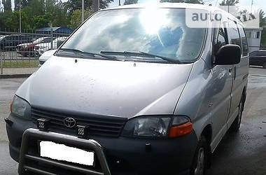 Toyota Hiace пасс. 2004 в Одессе