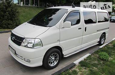 Легковой фургон (до 1,5 т) Toyota Hiace пасс. 2007 в Сумах