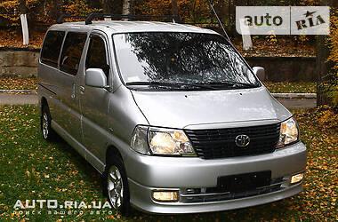 Toyota Hiace пасс. 2007 в Николаеве