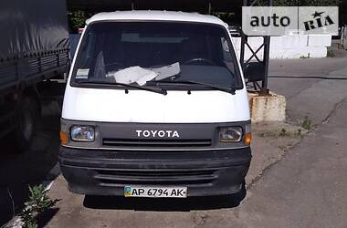 Toyota Hiace пасс. 1993 в Запорожье