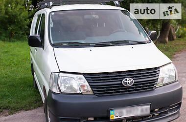 Toyota Hiace пасс. 2008 в Новгород-Северском