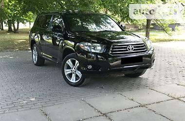 Toyota Highlander 2009 в Одессе