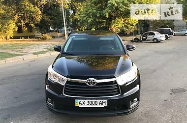 Toyota Highlander 2014 в Харькове