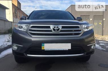 Toyota Highlander 2013 в Киеве