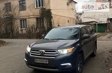 Toyota Highlander 2012 в Одессе