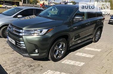 Toyota Highlander 2018 в Киеве