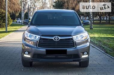 Toyota Highlander 2014 в Днепре