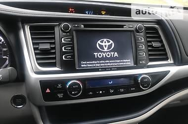 Внедорожник / Кроссовер Toyota Highlander 2018 в Херсоне