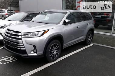 Toyota Highlander 2017 в Днепре