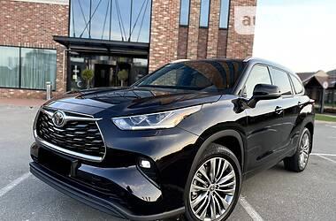 Toyota Highlander 2020 в Киеве