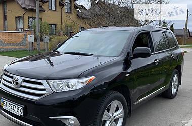 Toyota Highlander 2011 в Сумах
