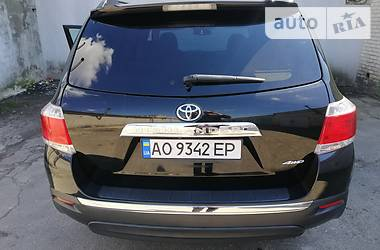 Toyota Highlander 2012 в Луцке